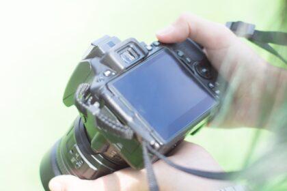 初心者機から始めるカメラマン