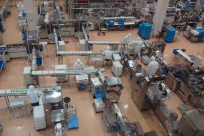 増加するオンライン工場見学